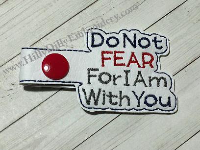 Do Not Fear Snap Tab Digital File