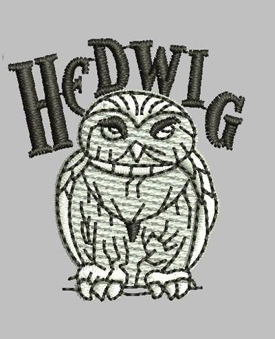Harry Owl 2.5 digital Design File