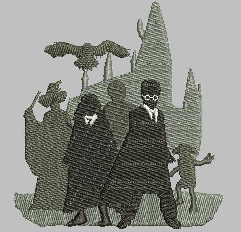 "Harry Shadows 4.4"" Digitial Design File"
