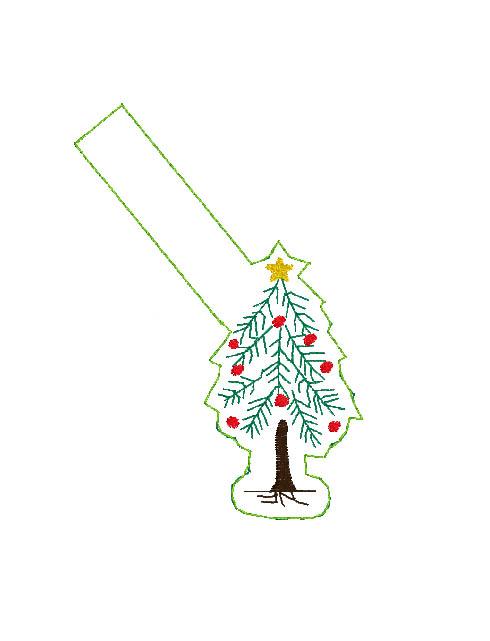 Stick Tree Snap Tab Digital File