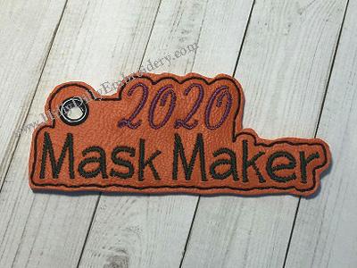 2020 Mask Maker Eyelet