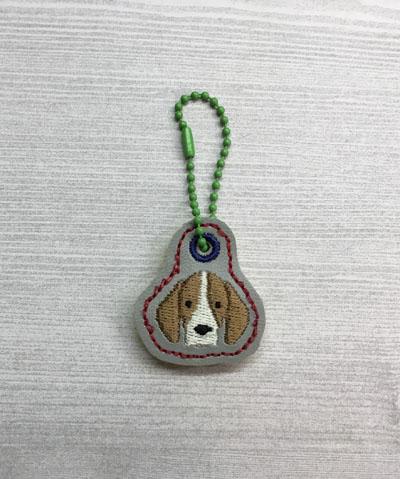 Beagle Dog Head Charm Digital File