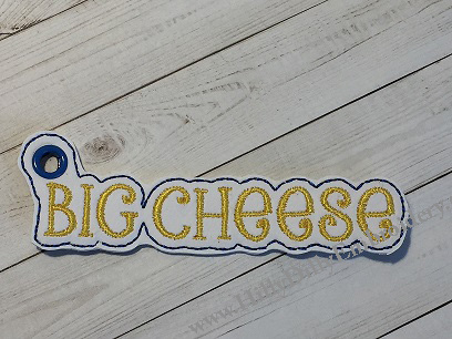 Big Cheese Charm Digital File