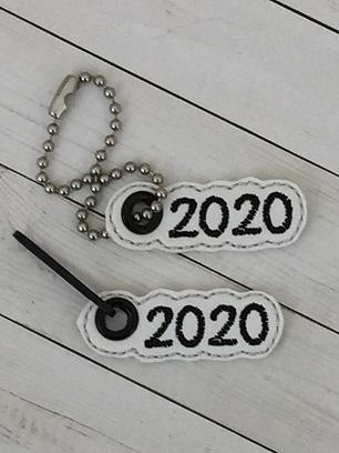 2020 Charm Digital File