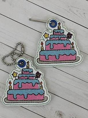 Cake Charm Digital File
