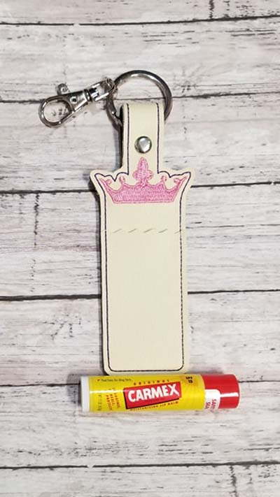 Crown2 Lip Balm Holder Digital File