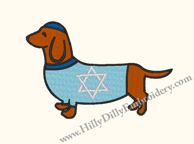 Doxie Star 4x4 Digital Design File