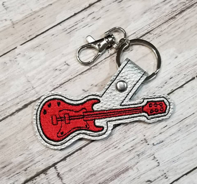 Electric Guitar Snap Tab Set Digital File