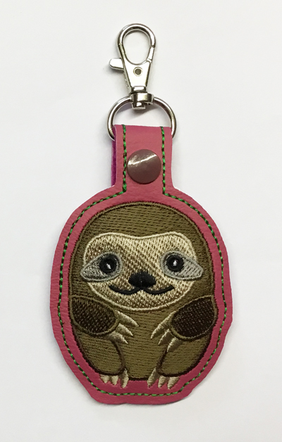 Sloth Snap Tab Digital File