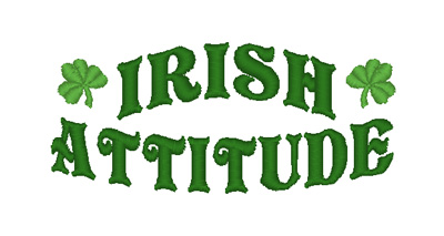 Irish Attitude Design Digital File