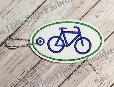 Bike3 Eyelet Digital File