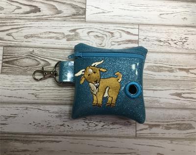 Poo Bag Baby Goat 4x4