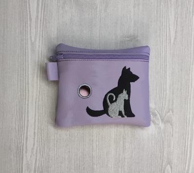 Poo Bag Dog Cat 5x7 Digital Design File