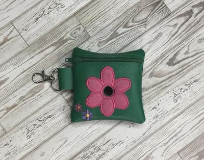Poo Bag Flower2 4x4 Digital Design File
