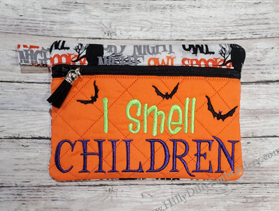 I Smell Children Design Digital File