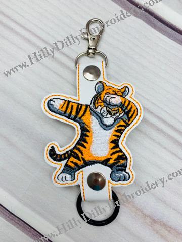 Tiger Dab Bottle Holder Digital File