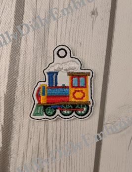 Train1 Eyelet Digital Design File