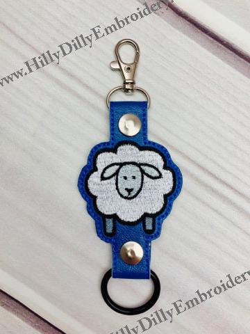 Wool Sheep Bottle Holder Digital File