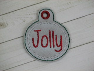 Jolly Circle Eyelet Digital File