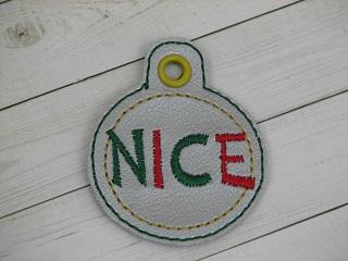 Nice Circle Eyelet Digital File